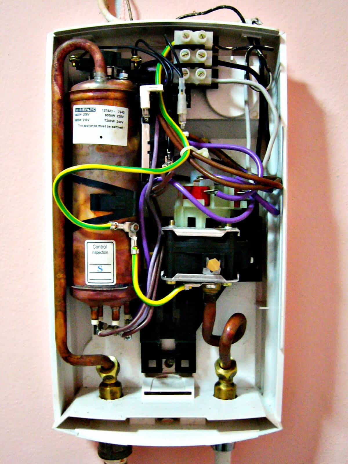 Boiler Wiring/Controls - M&S Electrical